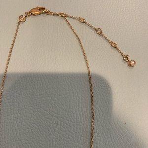 "henri bendel Jewelry - Henri Bendel Gold ""Wish"" Necklace"